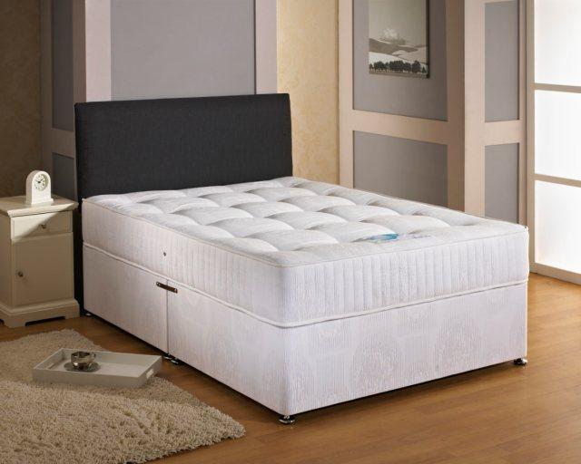 Beds Glasgow - Harris Divan Bed